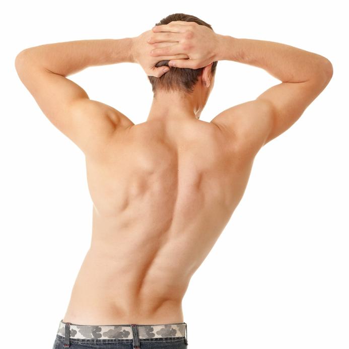 Dauerhaft Haarentfernung Männer
