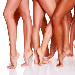 Dauerhaft Haarentfernung Frauen Beine