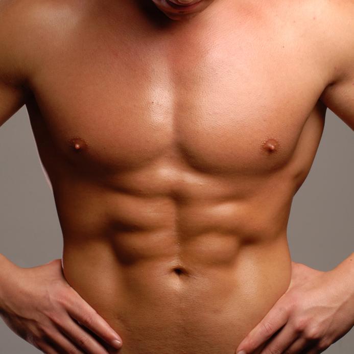 Dauerhaft Haarentfernung Männer Brust und Bauch