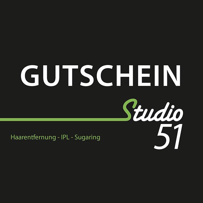 Studio51 Gutschein Dauerhaft Haarentfernung Münster